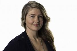 Laitilalaislähtöinen Maria Nieminen nähdään Salatuissa elämissä Kristiina Pohjosen roolissa.
