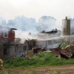 Tuli tuhosi viime keskiviikkona kanalan Laitilan Viikaisissa. Syttymissyyn tutkinta jatkuu. Palossa kuoli kaikkiaan noin 4 600 kanaa.