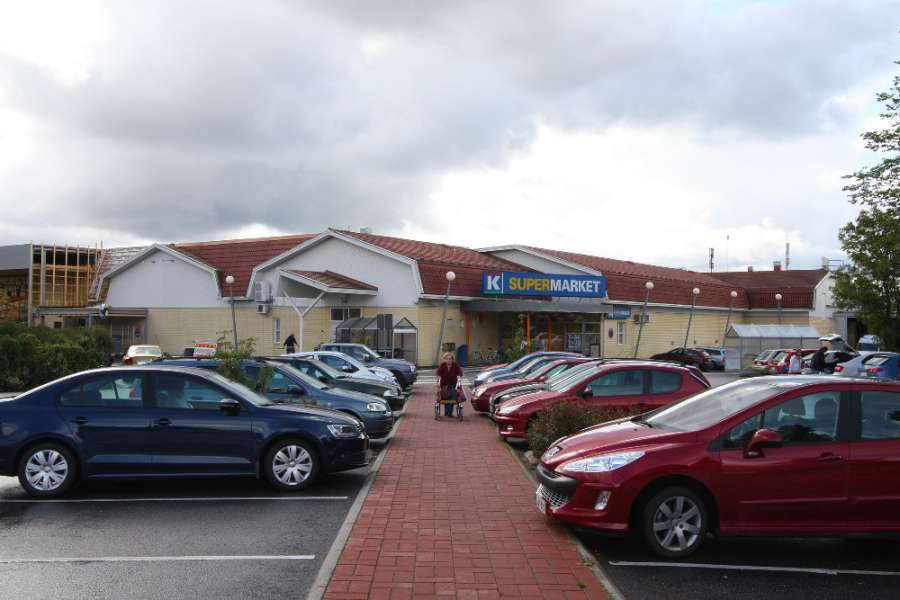 K Market Laitila
