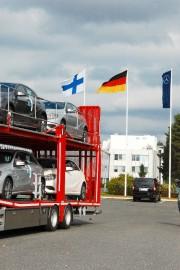 Mercedes-Benzin A-sarjan valmistukseen on  haussa 150 henkilöä.