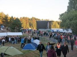 Karjurock -tapahtuma valittiin Vuoden vakkasuomalaiseksi. Kuva: Riku Buri