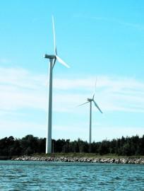 tuulivoimala   Kuv Ulla
