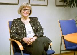 Kirsti Kirjonen jää vaiheittain eläkkeelle.