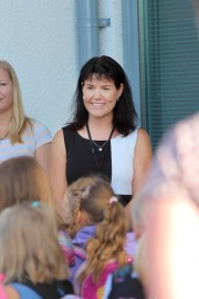 Annika Mattila toimi viime lukuvuoden rehtorin sijaisena. Kuva: Maria Suomi