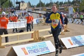 Kodisjoen Kaikun Tuuli Haapio toi joukkueensa vaihtoon sijalla 660.