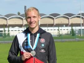 Parhaiten kisoissa onnistui Joni Vainio-Kaila, joka juoksu ehjällä hyvällä juoksulla 400 metrin aidoissa toiseksi tuloksella 51,16.