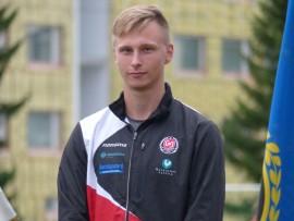 Joonas Mäkinen sai pronssia moniotteluiden SM-kisoissa viime viikonloppuna.