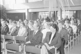 Laitilan maatalousväen perinteisen kiitospäivän juhlassa viime sunnuntaina kiinnitettiin huomiota EU:n vaikutuksiin maataloudessa ja tuottajien nykyiseen kehnoon arvostukseen. Laitilan Sanomat 1.11.1995