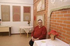Tapio Lulli-Seppälä etsii uusia malleja kaiken aikaa ja osaa myös soveltaa ja yhdistellä niitä. Kuva: Pirkko Varjo