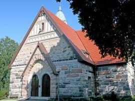 Pyhärantaan haetaan uutta kirkkoherraa. Kuva: Katja Kaartinen