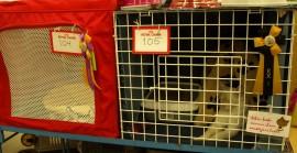 Kissanäytteyyn mahtui molempina päivinä 800 kissaa, ja se pidettiin Turun Messukeskuksessa.
