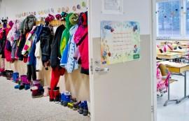 Laitilan kaupunki lisää oppilaille tarjottavia psykologi- ja kuraattoripalveluja. Palvelut ovat olleet viime kuukausina heikoissa kantimissa. Kuva: Riitta Salmi