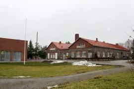 Vanhaa meijerin kiinteistöä vastapäätä sijaitsee kesällä 2013 valmistunut Palke 7, jonka tiloja olisi mahdollisuus hyödyntää päiväkotikäytössäkin.