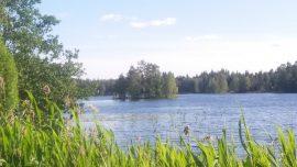 Laitilan Mustajärvi on suosittu uimajärvi, jonka rannalla oleva kyläyhdistyksen ylläpitämä rantasauna lämpiää yleisön käyttöön kesäkaudella viidesti viikossa.