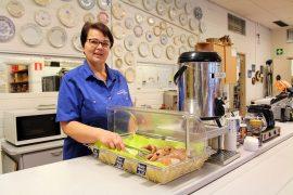 Anne Ketoniemi on toiminut yrittäjänä 17 vuotta. Kuva: Maria Suomi