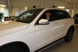 Uudenkaupungin autotehtaalle rekrytoidaan 250 uutta työntekijää jouluun mennessä. Kuvassa toimitusjohtaja Ilpo Korhonen.