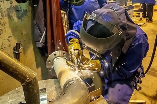 Uusia työpaikkoja avautuu hyvää vauhtia Varsinais-Suomessa. Teollisuuden lisäksi myös palvelualoilla on tarvetta uudelle työvoimalle. Kuva: Timo Jakonen, TS.