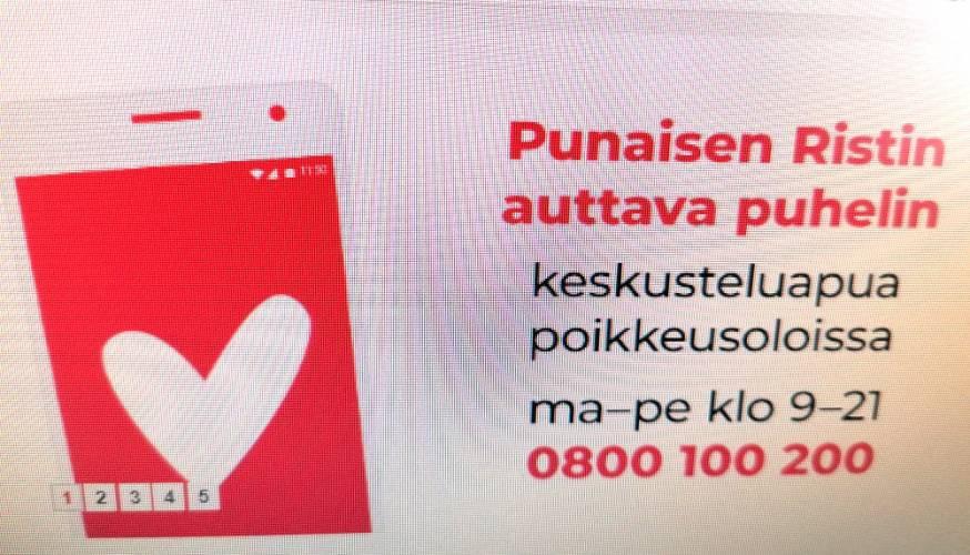 Auttava Puhelin